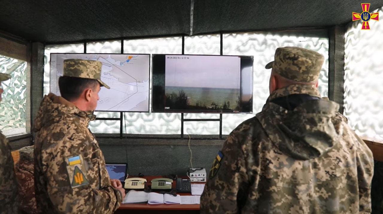 Командування ЗСУ могло спостерігати за пусками online