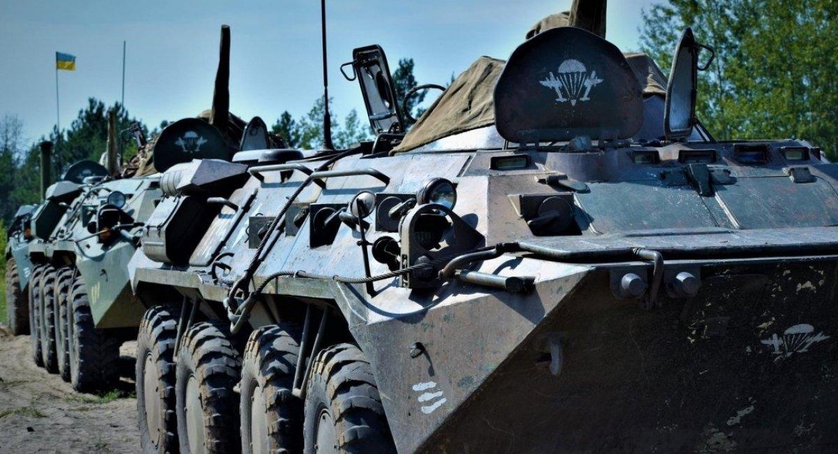 """""""Трімен"""" успішно завершив випробування нових прицілів для БТР-70 та БТР-80"""