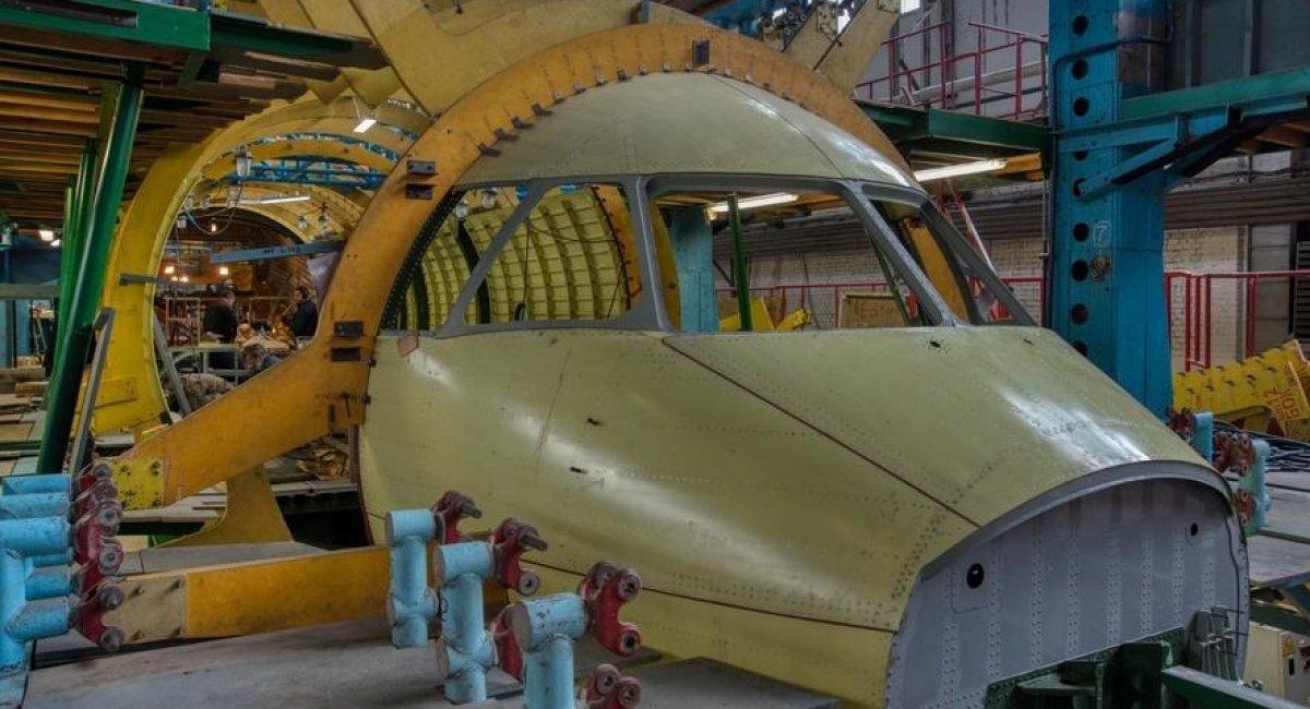 Новий Ан-178 для Міністерства внутрішніх справ Республіки Перу