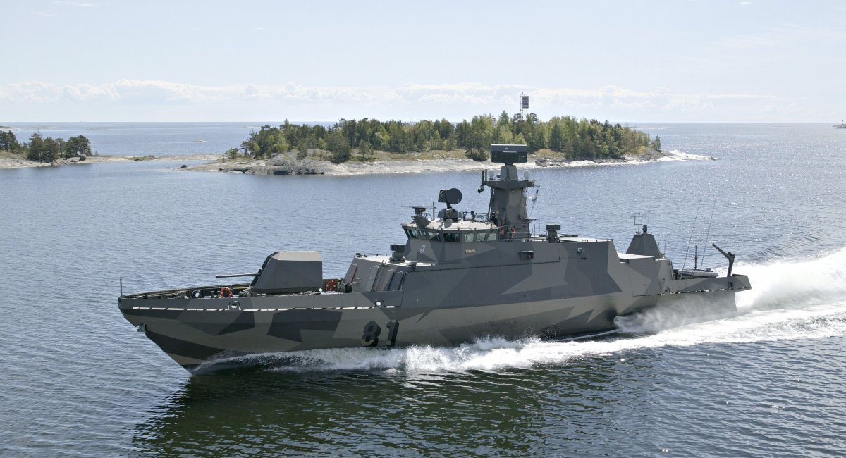 Fast-attack craft класу Hamina Фінських ВМС